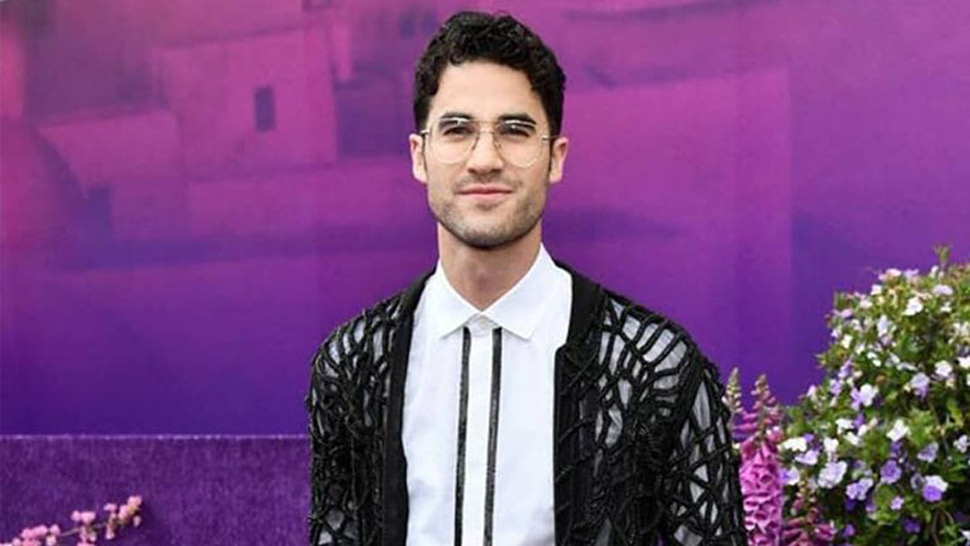 "Darren Criss Wore A Custom Francis Libiran For ""aladdin"" World Premiere"
