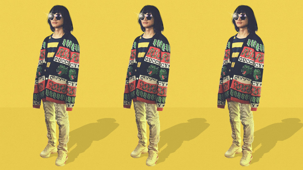 Unique Salonga Wore Head-to-Toe Gucci for Myx Music Awards 2019
