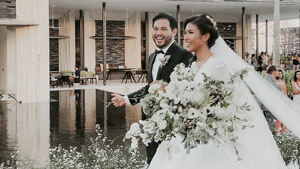 You Have To See Quark Henares And Bianca Yuzon's Breathtaking Bali Wedding