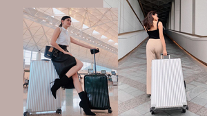 How To Pose With Your Luggage, According To Janine Gutierrez