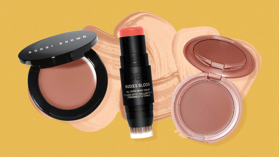 10 Cream Blushes To Try For A Fresh And Dewy Flush