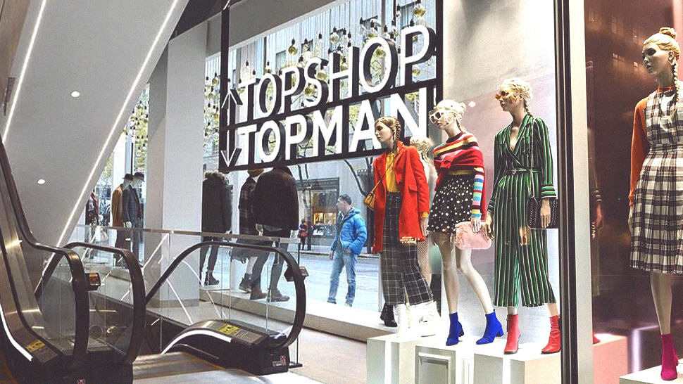 Topshop Is Closing All Of Its Us Stores After Filing For Bankruptcy