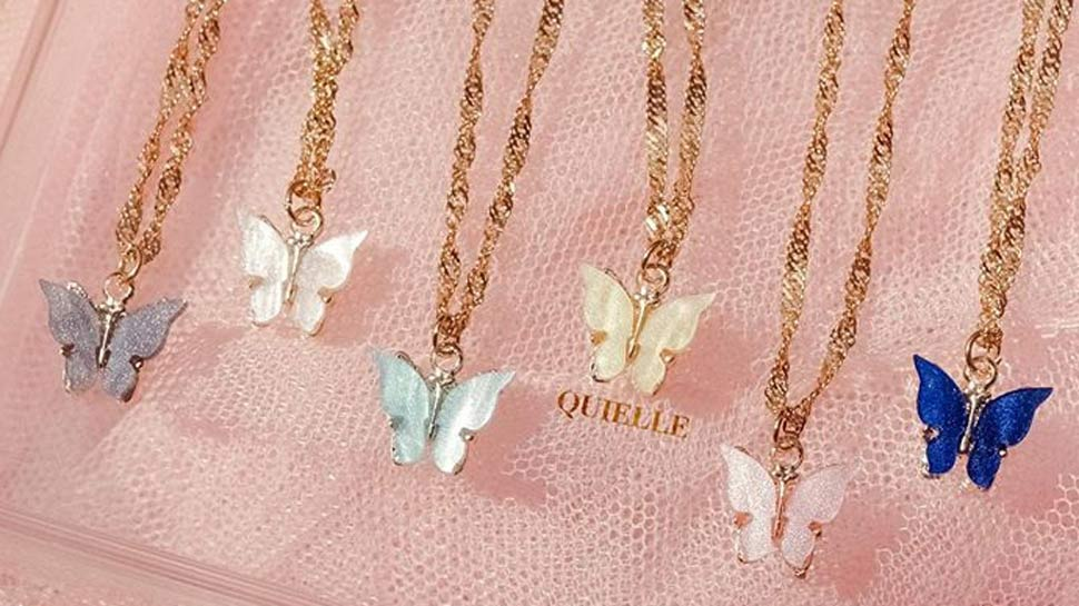 These Pastel Jewelry Pieces Will Add A Dainty Touch To Your Ootds