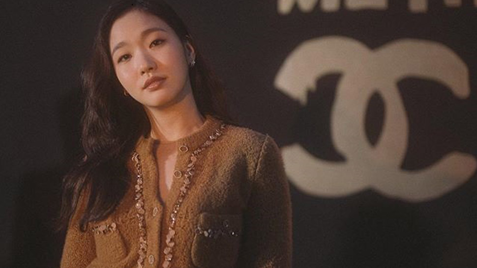 Watch Kim Go Eun See How Chanel's Metiers D'Art Collection Is Made