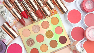 Colourpop Named As The Most Popular Beauty Brand Online