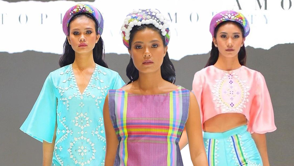 This Local Designer Will Convince You To Wear Woven Pastel Pieces