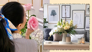 Having Fresh Flowers At Home Is Good For Your Health, According To Studies