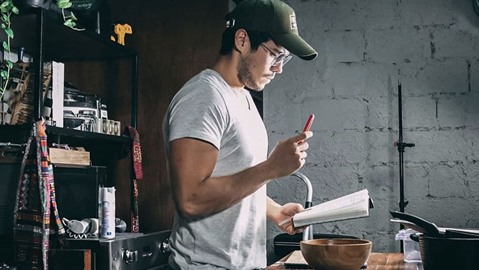 You Have to Try Erwan Heussaff's Easy-to-Make Keto Breakfast Recipes