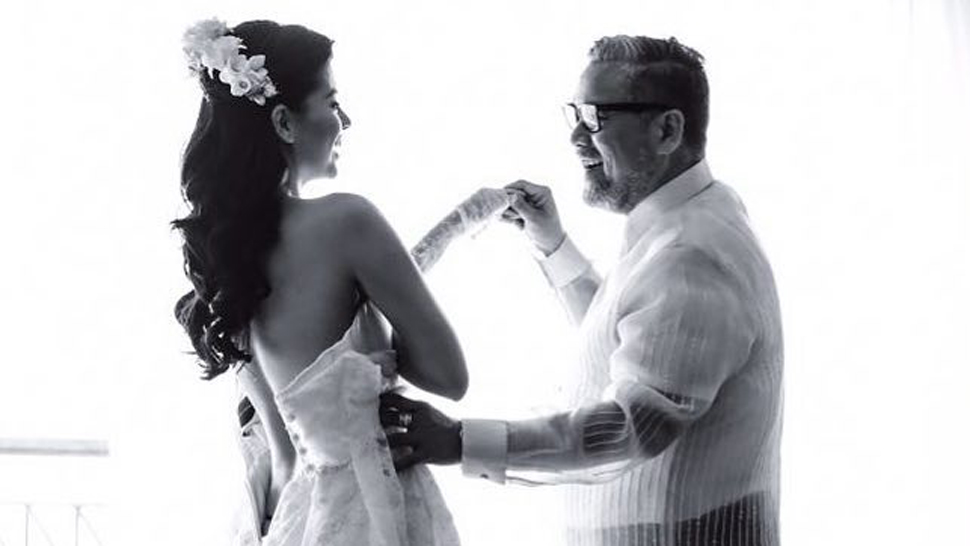 Everything You Need To Know About Getting A Rajo Laurel Wedding Gown