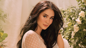 Heart Evangelista Is The New Face Of This Beauty Lounge