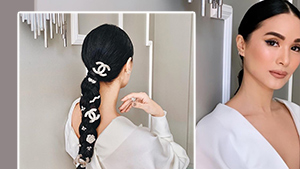 Heart Evangelista Just Showed Us The Prettiest Way To Wear Braids