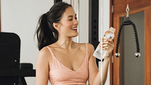 4 Workout Routines You Can Do At Home, According To Isabelle Daza