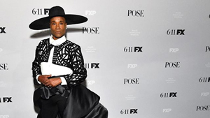 Hollywood Actor Billy Porter Wears Filipino Designer Francis Libiran
