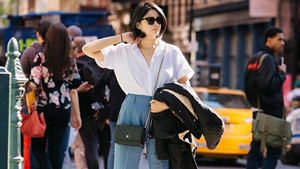 We're Totally Loving Yam Concepcion's Effortlessly Cool New York Ootds