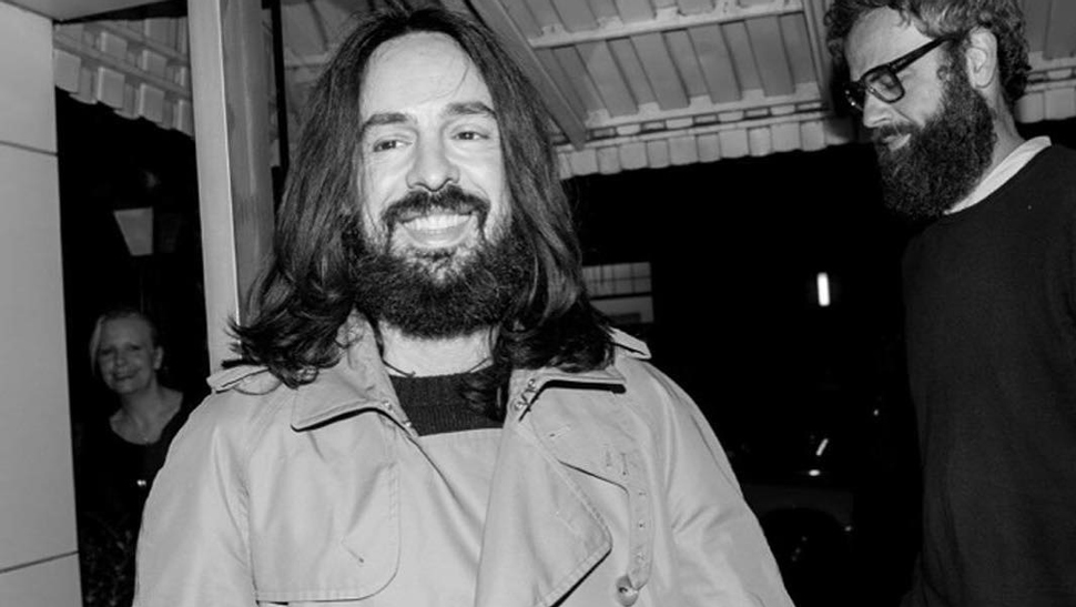 Gucci's Alessandro Michele Reveals How He Overcame Bullying