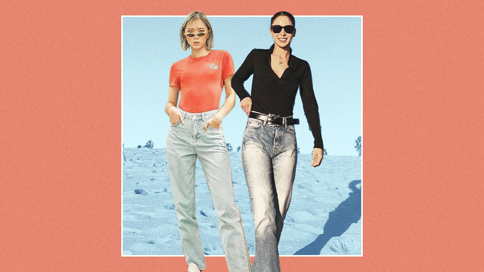How To Wear Mom Jeans Like A Millennial