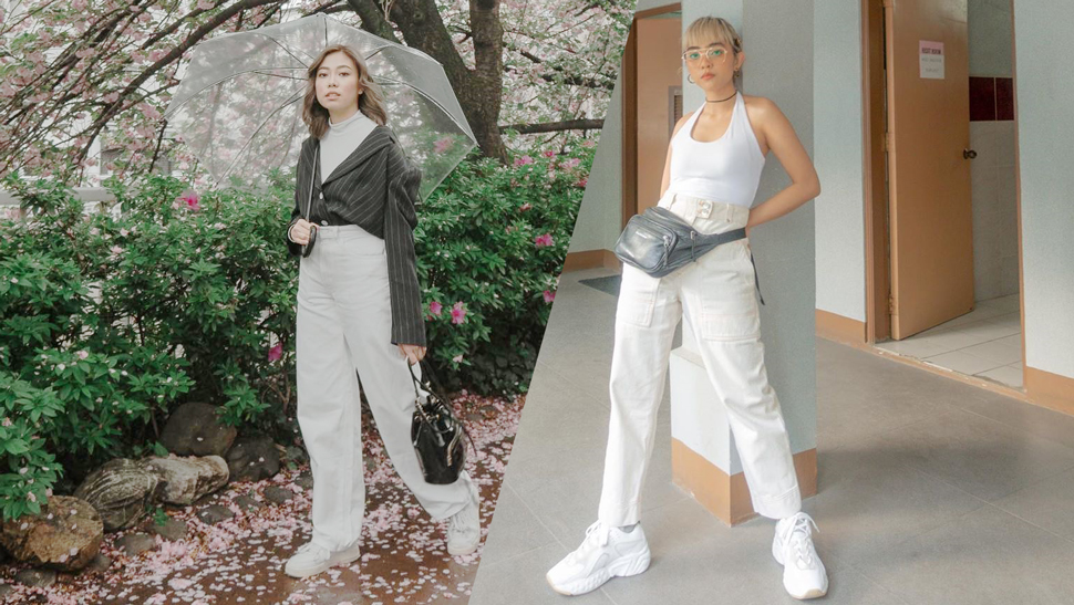 26 Outfit Ideas That Will Make You Want to Wear White Pants