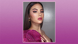 Here's What Caught Our Attention During Catriona Gray's Farewell Speech