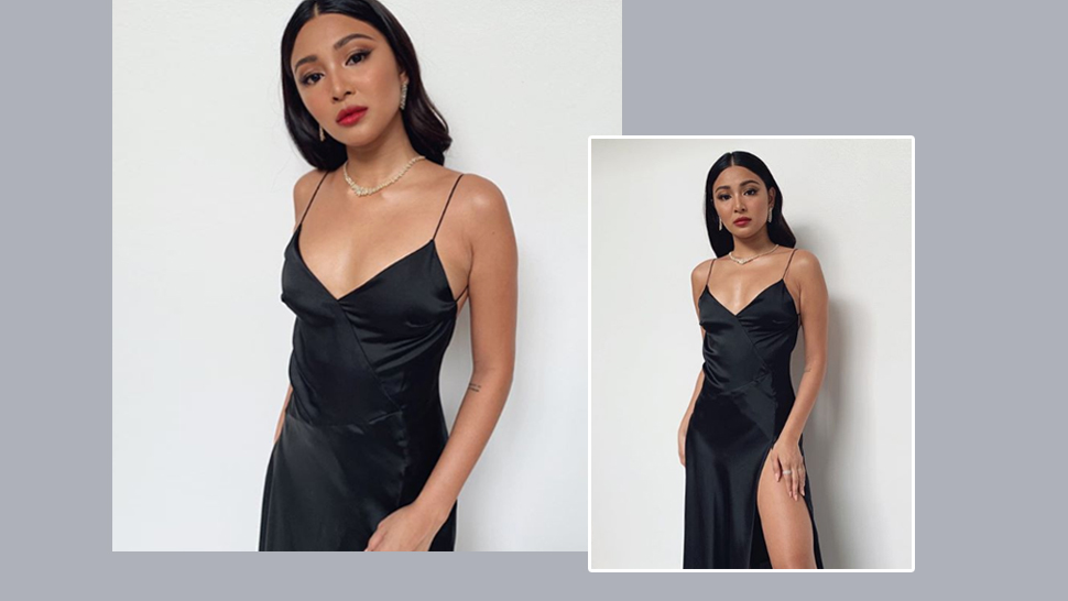 Nadine Lustre Was Sultry In Black At Binibining Pilipinas 2019