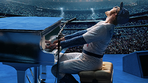 Elton John Gave Taron Egerton A Gift While Filming