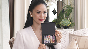 Heart Evangelista Swatches All Shades From Her L'oreal Lipstick Collection