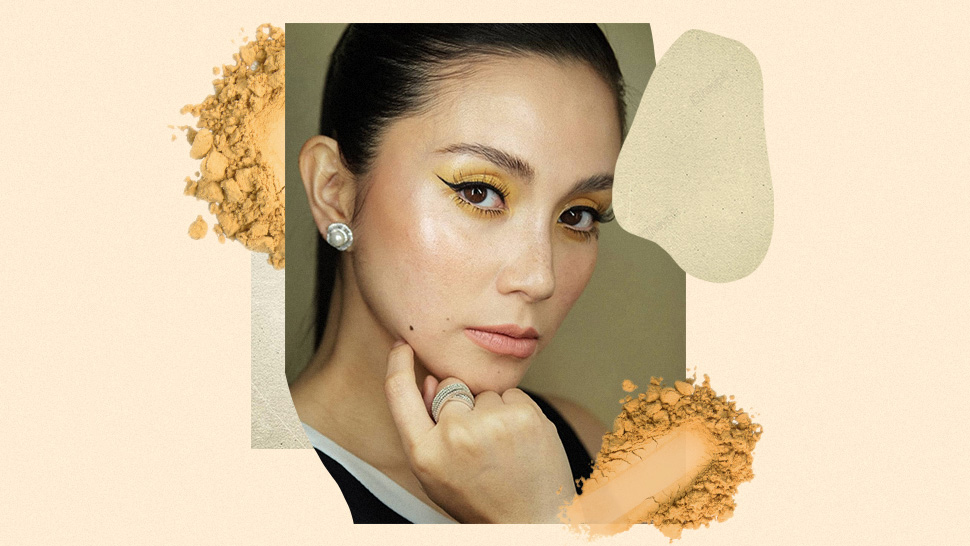 We Found the Exact Yellow Eyeshadow Mariel Padilla Wore in This Selfie