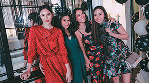 The Stylish Guests We Spotted At Jo Malone London's #justbecause Party