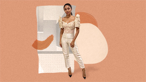 Nadine Lustre Just Showed Us The Chic, Modern Way To Wear A Terno