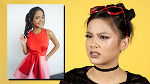 Ylona Garcia Reacting To Her Old Outfit Photos Is Just Hilarious