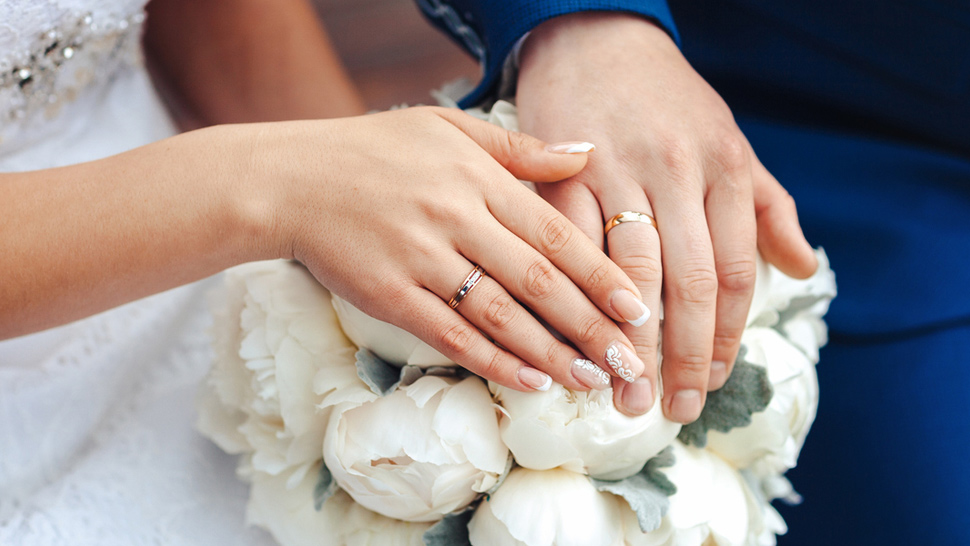 These Gorgeous Bridal Nail Colors Will Be Perfect for Your Big Day