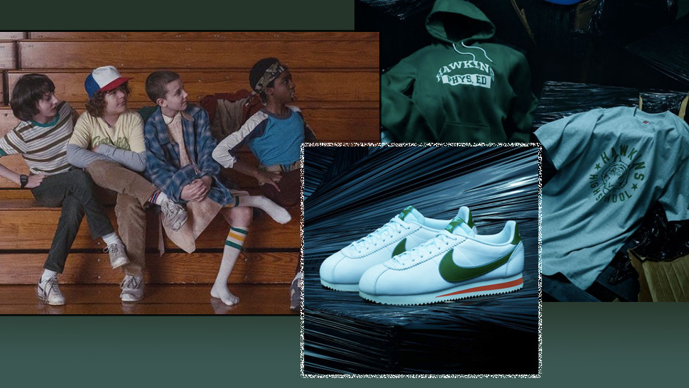 "Nike Just Dropped A ""stranger Things"" Collection And We Want Everything"