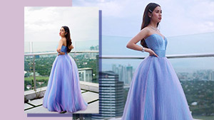 Rajo Laurel Reveals The Details Of Lorin Gutierrez's Magical Prom Gown