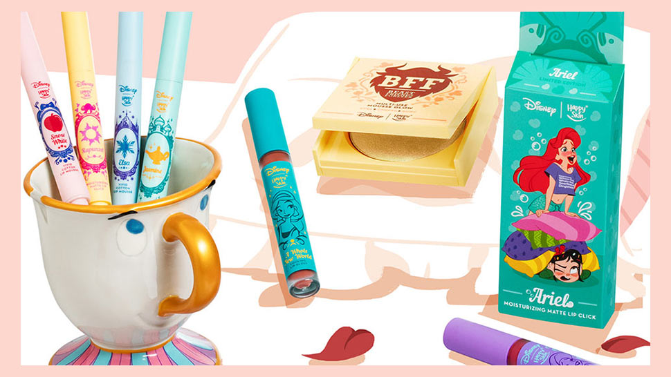 Happy Skin Has A New Collaboration With Disney And We Want Everything
