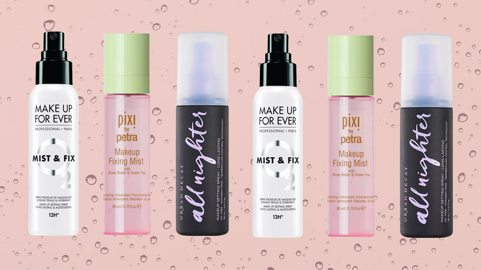 10 Best Setting Sprays For Keeping Your Makeup Fresh All Day