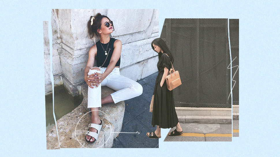All The Stylish Ways You Can Wear Birkenstock Sandals