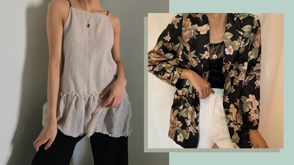 5 Online Stores Where You Can Score Curated Vintage Finds
