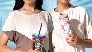 Starbucks' New Tumbler Collection Is Proof That Summer Never Truly Ends