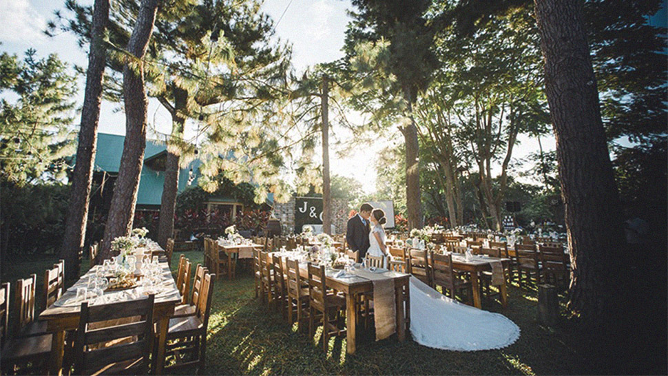 6 Venues in Laguna for a Serene Wedding Ceremony