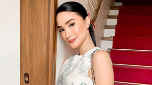 You Have To See Heart Evangelista's New Haircut With Bangs