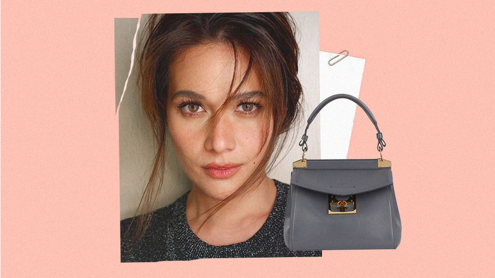 Bea Alonzo Has Just Been Gifted A Bag From Givenchy