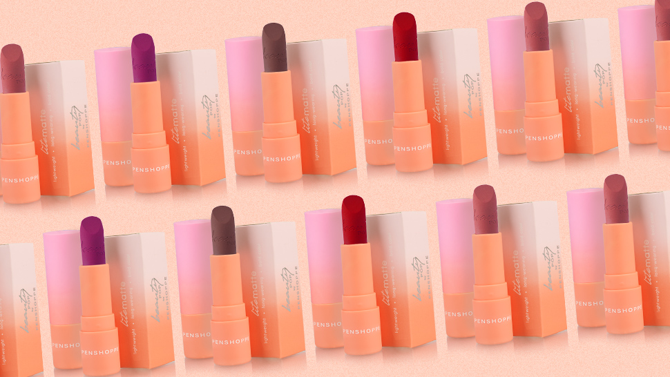 Penshoppe Just Dropped Its Own Line of Lipsticks and We Want Everything