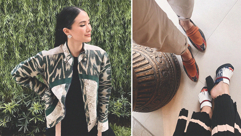 This Promising New Designer Is Already A Favorite Of Heart Evangelista