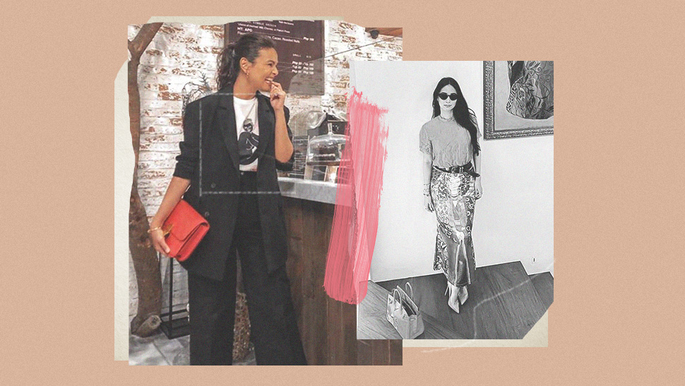 These Celebs Prove That T-Shirts Are Not Just for Casual OOTDs