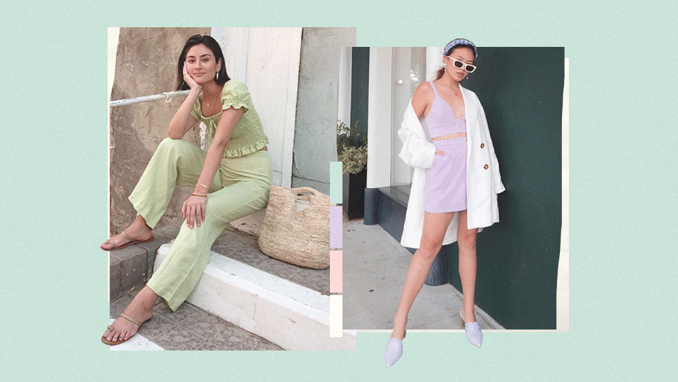 4 Easy Styling Tricks That Will Elevate Your Pastel Ootds