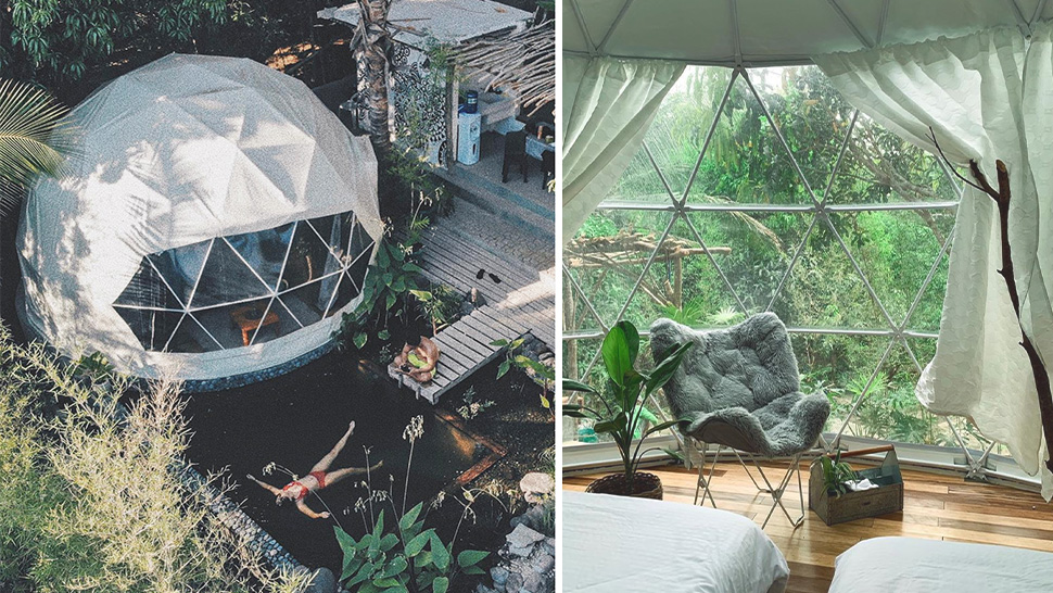 This Airbnb In Batangas Will Level Up The Way You Think About Glamping