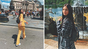 We're Obsessed With Lovi Poe's Effortlessly Cool Ootds In London