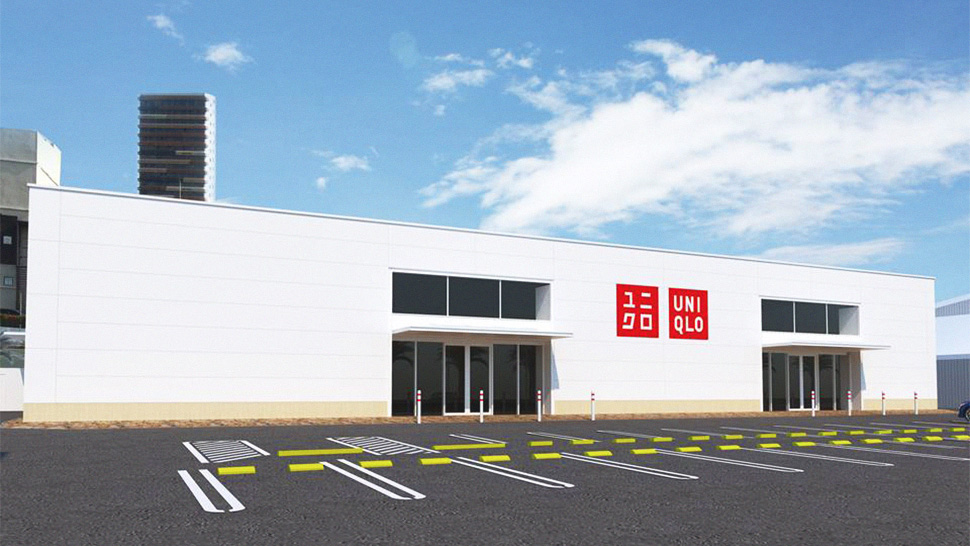 Uniqlo Is Opening Its First Roadside Store In The Philippines
