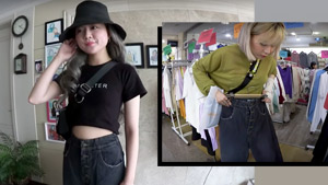 These Twin Vloggers Tried To Recreate Blackpink's Airport Ootds
