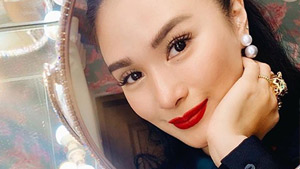Heart Evangelista's Current Go-to Red Lipstick Only Costs P399