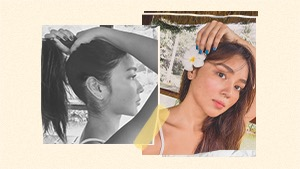Kathryn Bernardo Just Schooled Us On How To Casually Pose For Selfies